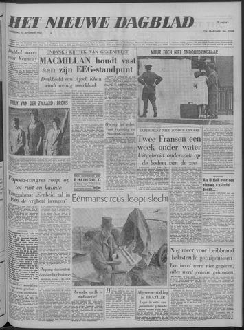 Nieuwe Schiedamsche Courant 1962-09-15