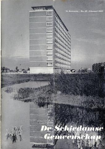 Schiedamse Gemeenschap (tijdschrift) 1957-02-01