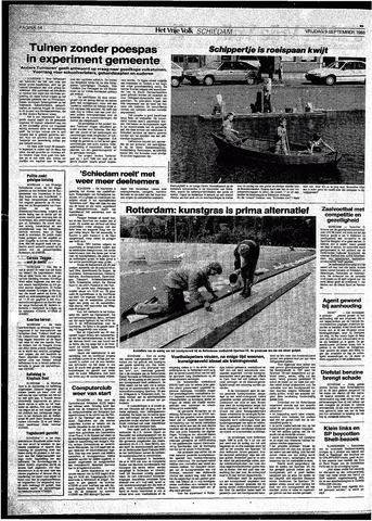 Het Vrije volk 1988-09-09