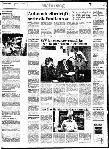 Rotterdamsch Nieuwsblad / Schiedamsche Courant / Rotterdams Dagblad / Waterweg / Algemeen Dagblad 1991-11-25