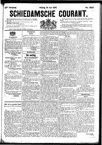Schiedamsche Courant 1916-06-16