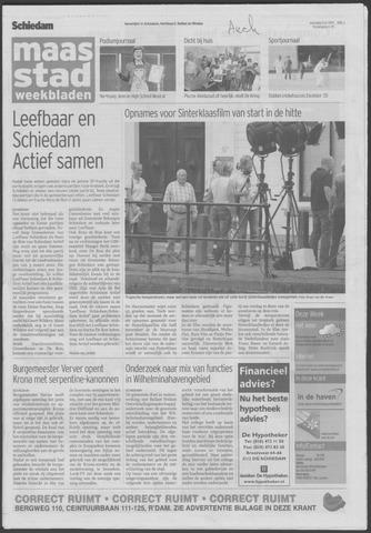 Maaspost / Maasstad / Maasstad Pers 2009-07-08