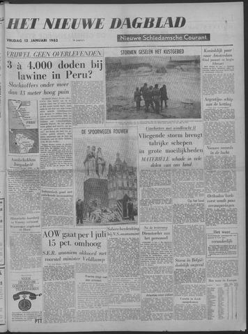 Nieuwe Schiedamsche Courant 1962-01-12