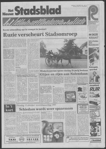Het Nieuwe Stadsblad 1985-10-11