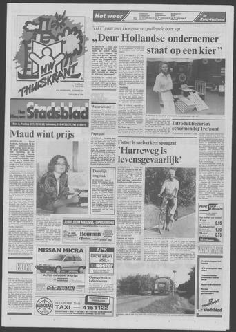 Het Nieuwe Stadsblad 1989-07-07