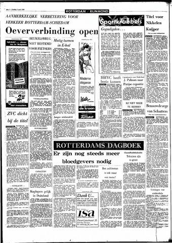 Rotterdamsch Parool / De Schiedammer 1966-04-05