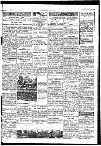 Rotterdamsch Nieuwsblad / Schiedamsche Courant / Rotterdams Dagblad / Waterweg / Algemeen Dagblad 1953-08-19