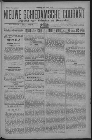 Nieuwe Schiedamsche Courant 1913-07-26