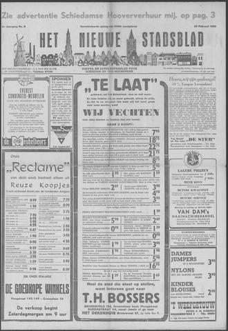 Het Nieuwe Stadsblad 1952-02-22