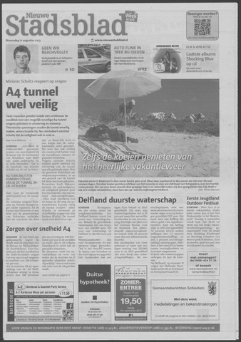 Het Nieuwe Stadsblad 2013-08-21