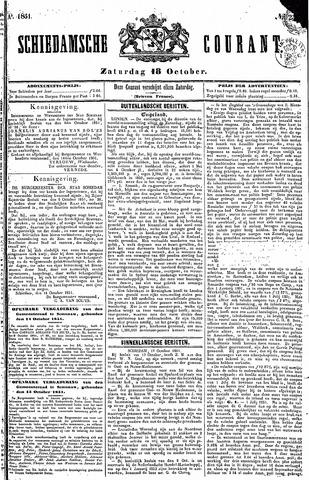 Schiedamsche Courant 1851-10-18