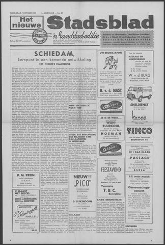 Het Nieuwe Stadsblad 1959-10-07