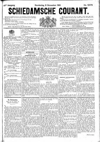 Schiedamsche Courant 1910-12-08