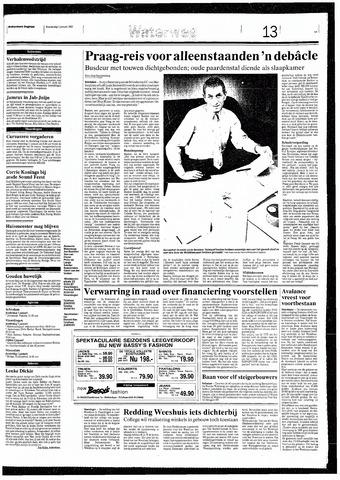 Rotterdamsch Nieuwsblad / Schiedamsche Courant / Rotterdams Dagblad / Waterweg / Algemeen Dagblad 1993-01-07