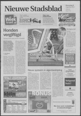 Het Nieuwe Stadsblad 2012-08-08