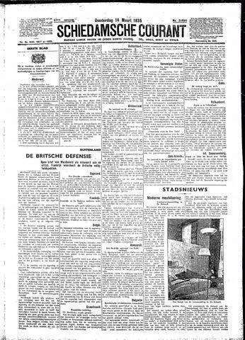 Schiedamsche Courant 1935-03-14