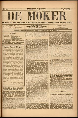 De Moker 1908-07-18