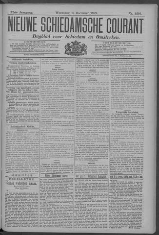 Nieuwe Schiedamsche Courant 1909-12-15