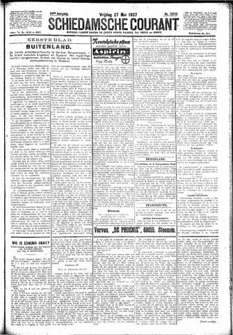 Schiedamsche Courant 1927-05-27