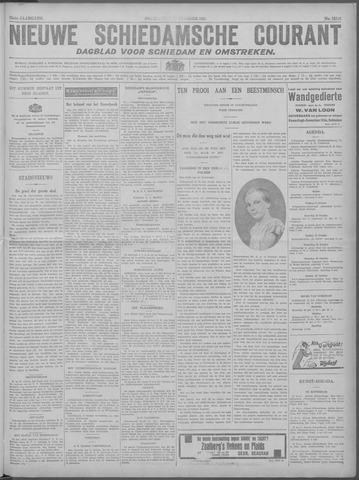 Nieuwe Schiedamsche Courant 1929-10-10