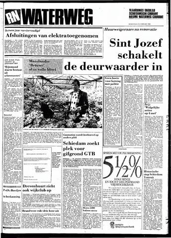 Rotterdamsch Nieuwsblad / Schiedamsche Courant / Rotterdams Dagblad / Waterweg / Algemeen Dagblad 1983-02-24