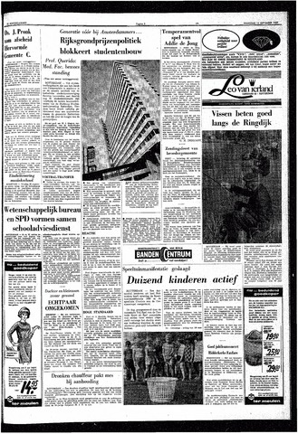 Trouw / De Rotterdammer 1969-09-15