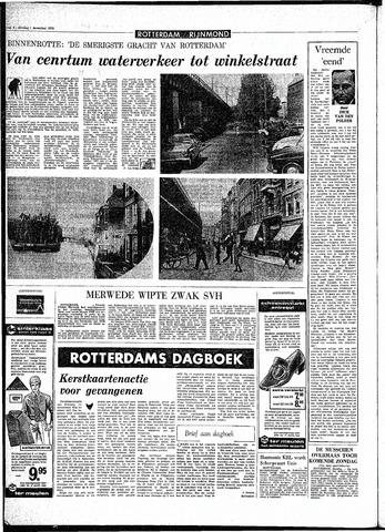 Rotterdamsch Parool / De Schiedammer 1970-12-01