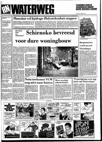 Rotterdamsch Nieuwsblad / Schiedamsche Courant / Rotterdams Dagblad / Waterweg / Algemeen Dagblad 1983-03-25