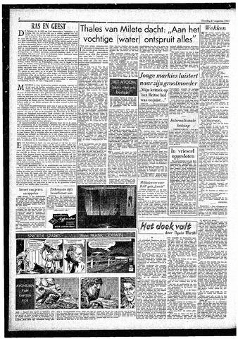 Rotterdamsch Parool / De Schiedammer 1957-08-27