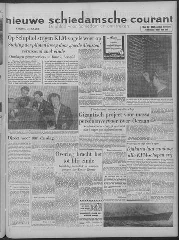 Nieuwe Schiedamsche Courant 1958-03-21