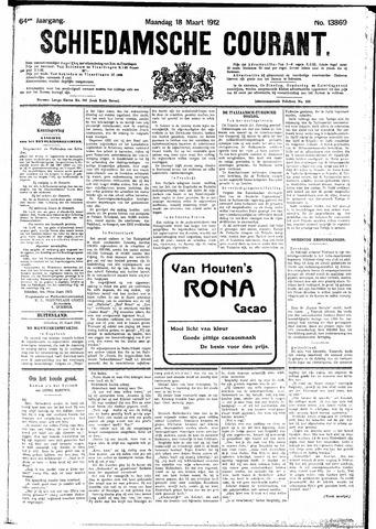 Schiedamsche Courant 1912-03-18