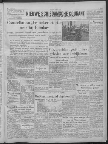 Nieuwe Schiedamsche Courant 1949-07-12