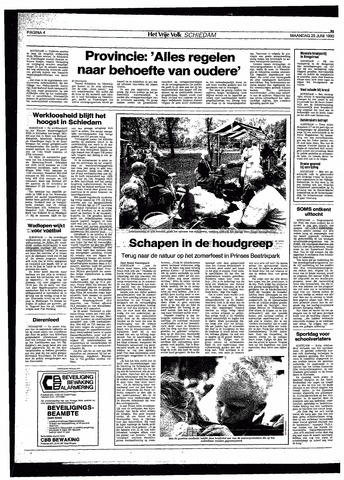 Het Vrije volk 1990-06-25