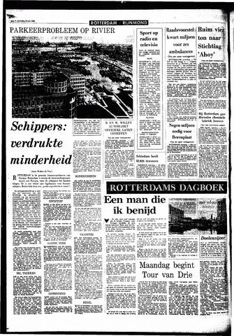 Rotterdamsch Parool / De Schiedammer 1966-07-23