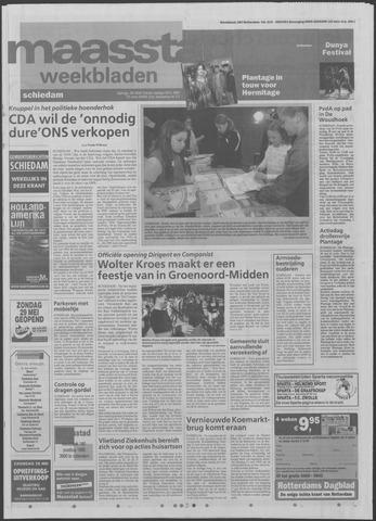 Maaspost / Maasstad / Maasstad Pers 2005-05-25