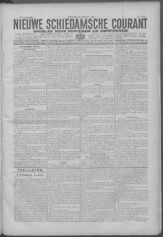 Nieuwe Schiedamsche Courant 1925-09-16