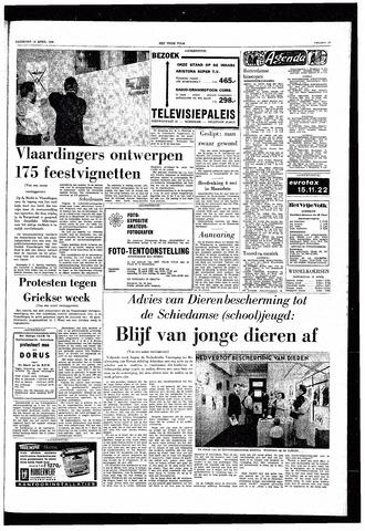 Het Vrije volk 1969-04-19