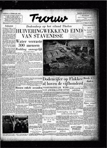 Trouw / De Rotterdammer 1953-02-06