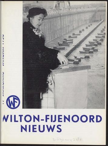 Wilton Fijenoord Nieuws 1956