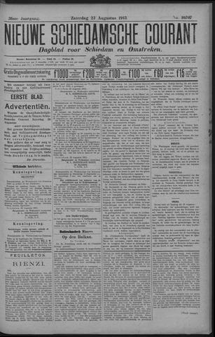 Nieuwe Schiedamsche Courant 1913-08-23