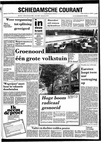 Rotterdamsch Nieuwsblad / Schiedamsche Courant / Rotterdams Dagblad / Waterweg / Algemeen Dagblad 1980-07-15