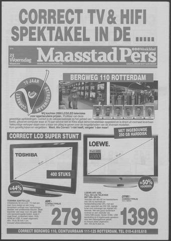 Maaspost / Maasstad / Maasstad Pers 2011-03-23