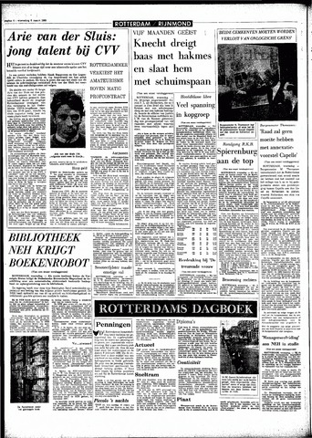 Rotterdamsch Parool / De Schiedammer 1968-03-06
