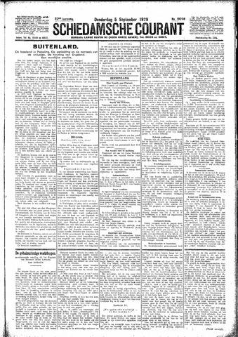 Schiedamsche Courant 1929-09-05