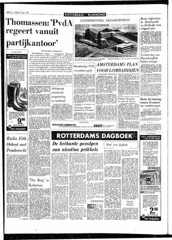 Rotterdamsch Parool / De Schiedammer 1970-04-17