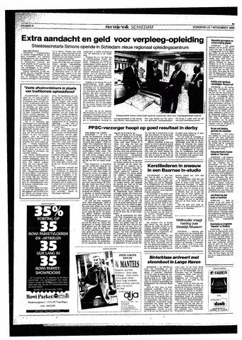 Het Vrije volk 1990-11-01