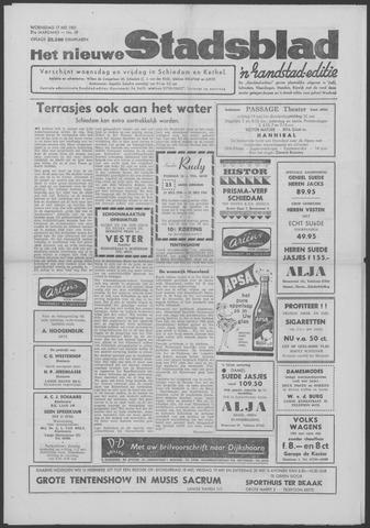 Het Nieuwe Stadsblad 1961-05-17