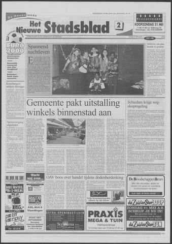 Het Nieuwe Stadsblad 2000-05-18