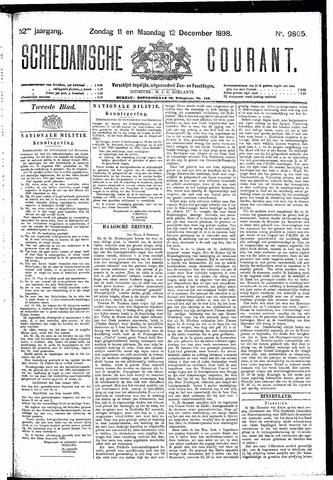 Schiedamsche Courant 1898-12-12