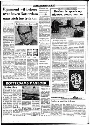 Rotterdamsch Parool / De Schiedammer 1970-05-14